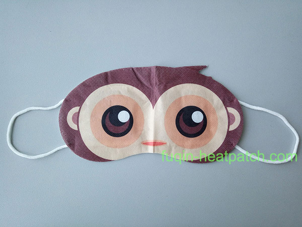 Steam Eye Mask with  animal shapes